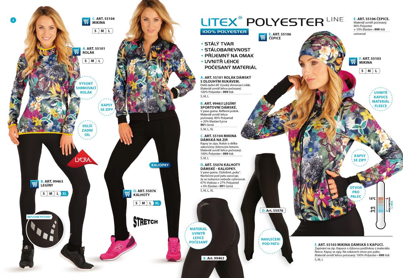 bc884111bf6e2 Funkčné oblečenie 2018/2019 [strana 2] - katalóg   LITEX