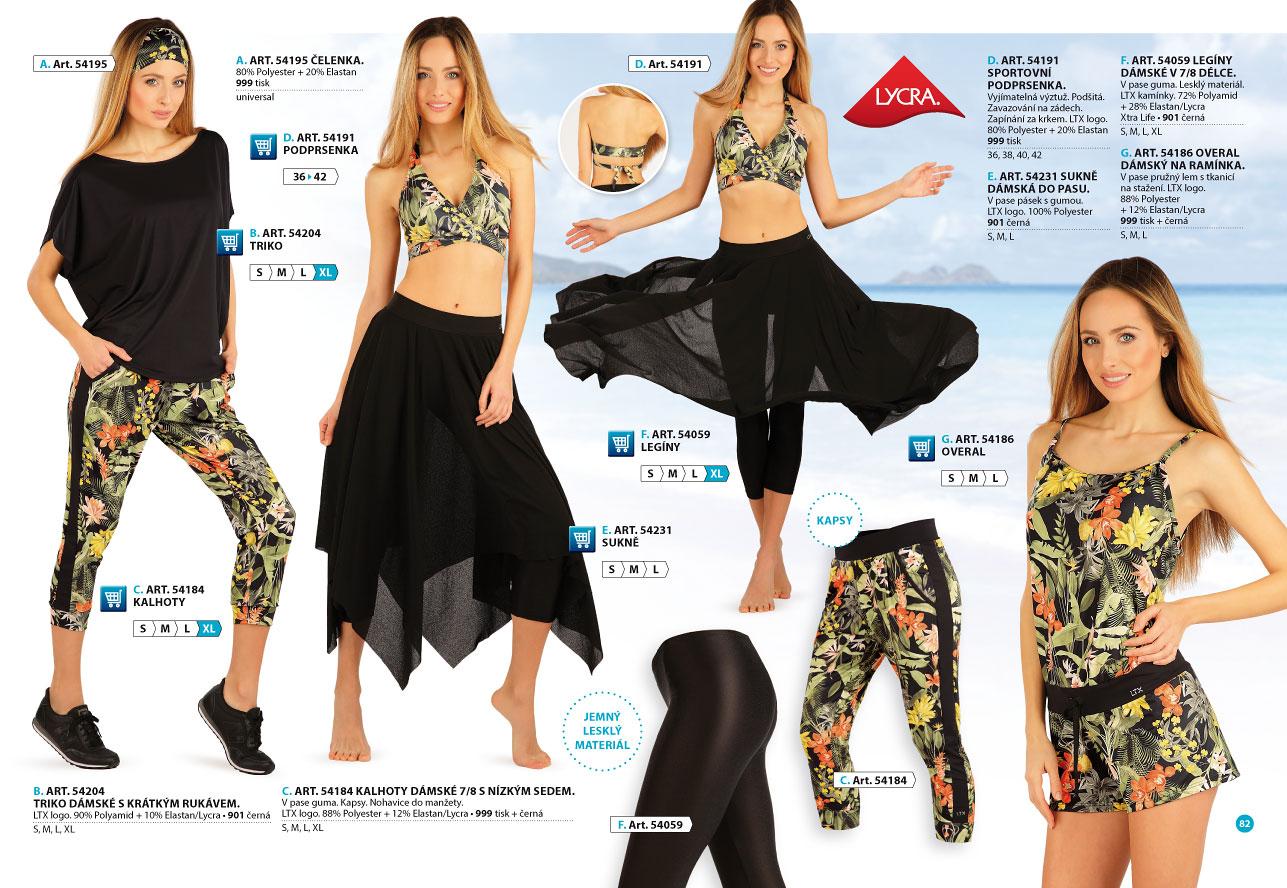 1a2b150b02f41 Športové oblečenie 2018 [strana 82] - katalóg   LITEX