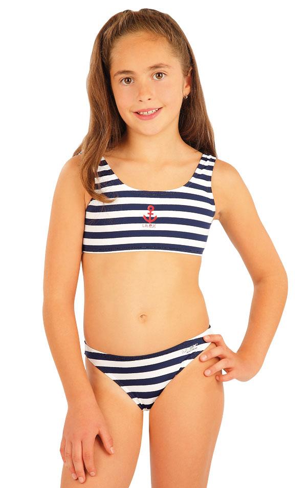 Plavkový top dievčenský. 50502 | Dievčenské plavky LITEX