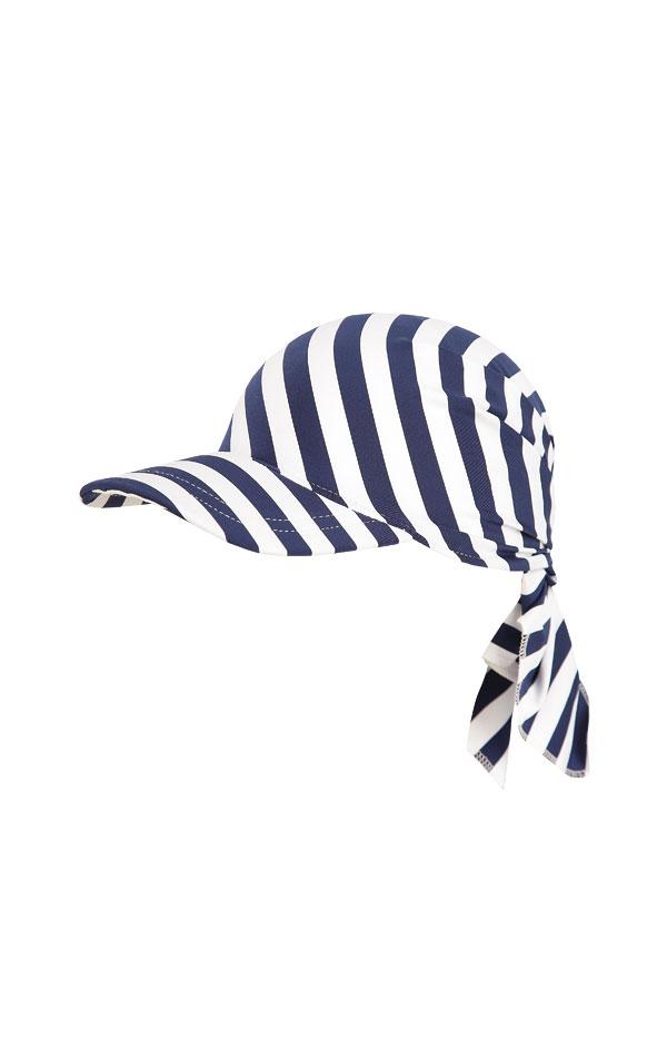 Detská šatka so šiltom. 50512 | Dievčenské plavky LITEX