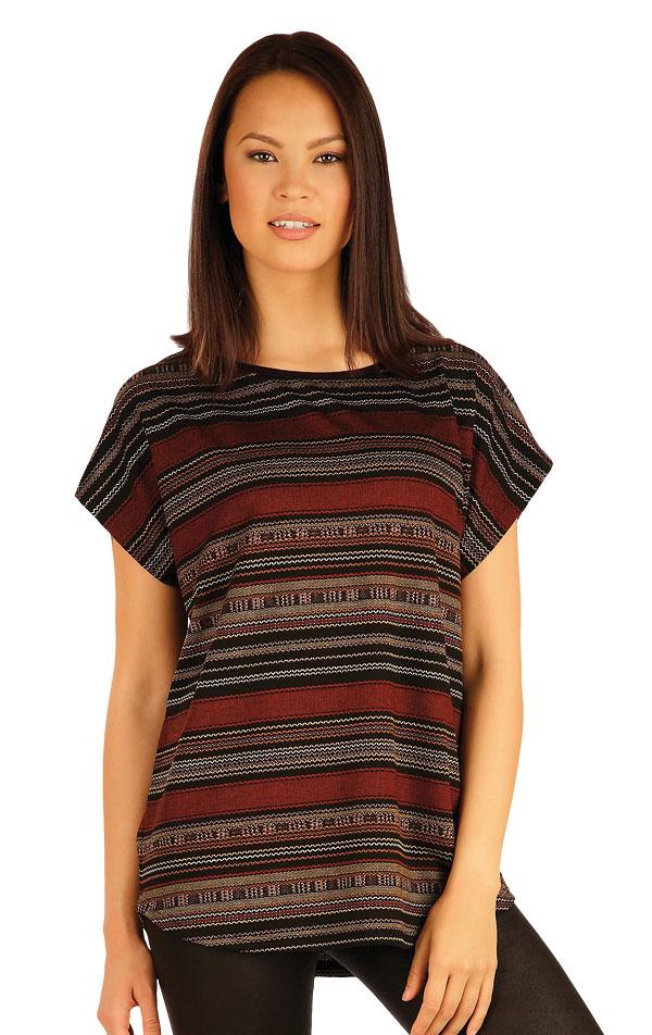 Tričko dámske s krátkym rukávom. 51016 | Tričká, topy, tielka LITEX