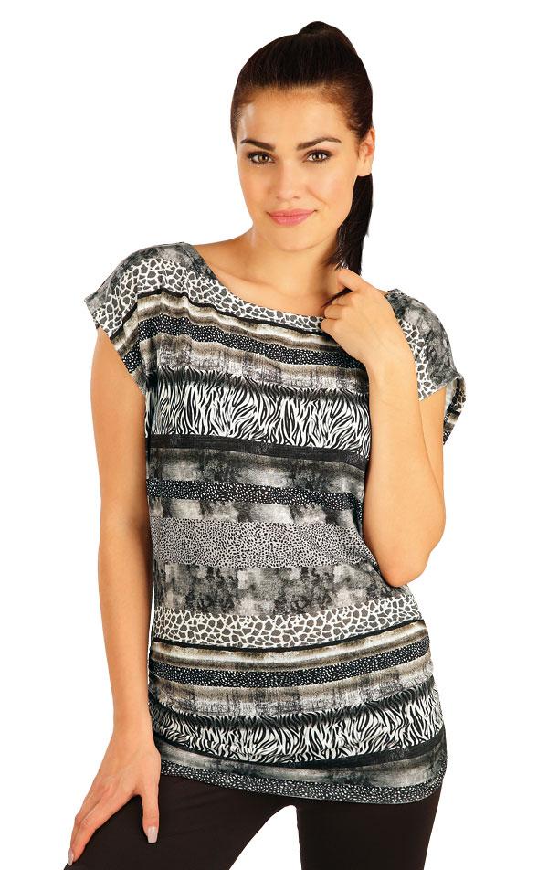 Tričko dámske s krátkym rukávom. 51034   Tričká, topy, tielka LITEX