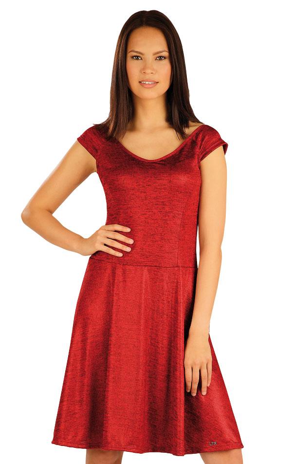 Šaty dámske bez rukávov. 51043 | Šaty a sukne LITEX