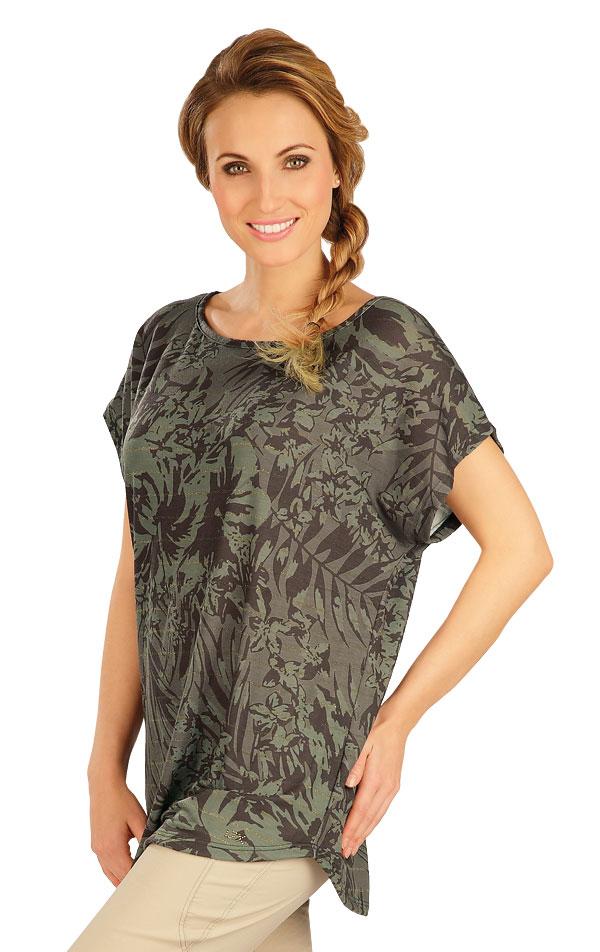 Tričko dámske s krátkym rukávom. 51093 | Športové oblečenie -  zľava LITEX