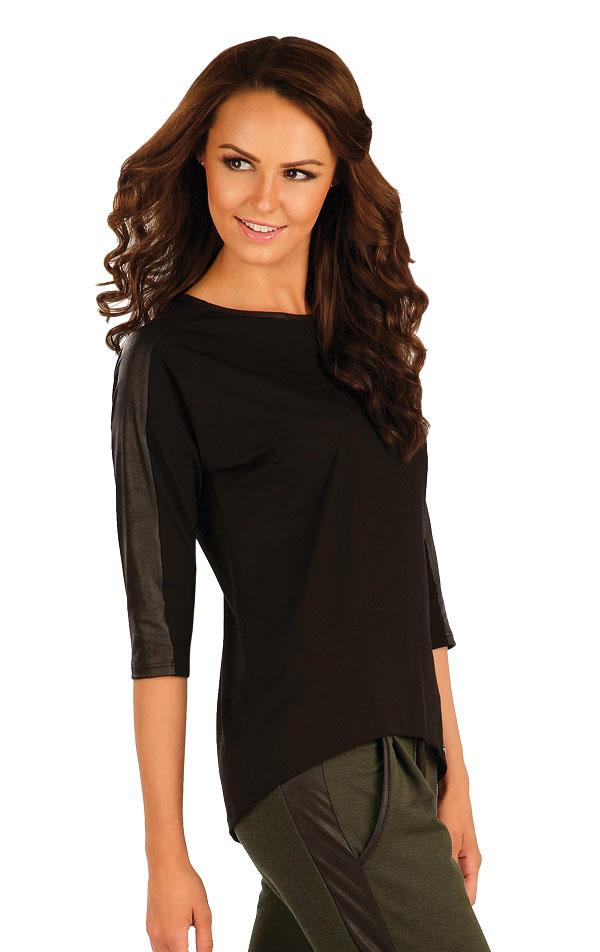 Tričko dámske s 3/4 rukávom. 51122 | Športové oblečenie -  zľava LITEX