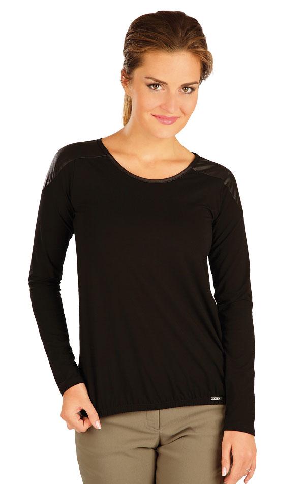 Tričko dámske s dlhým rukávom. 51123 | Tričká, topy, tielka LITEX