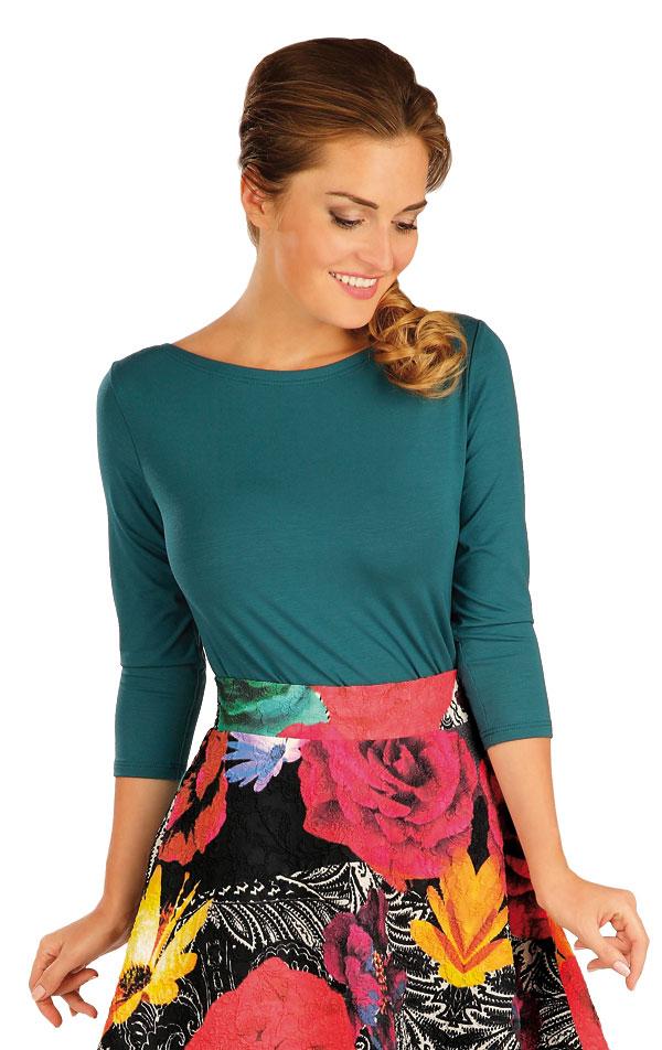 Tričko dámske s 3/4 rukávom. 51127 | Tričká, topy, tielka LITEX