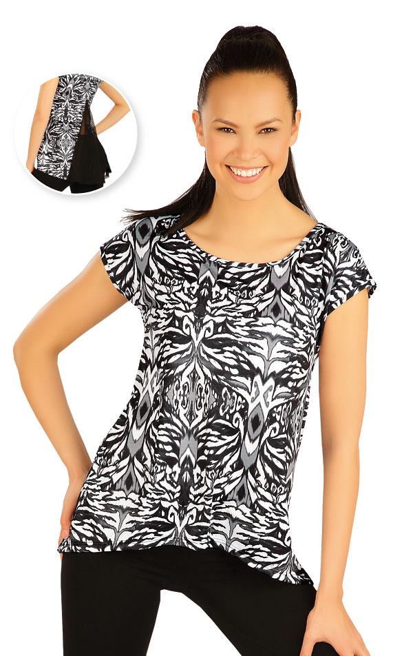 Tričko dámske s krátkym rukávom. 51134 | Športové oblečenie -  zľava LITEX