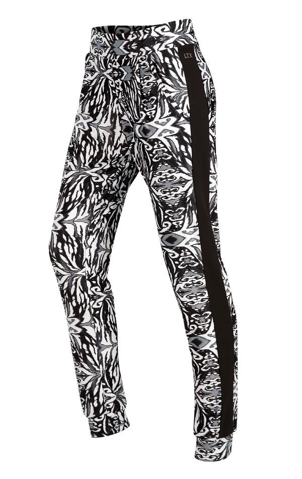 Nohavice dámske dlhé s nízkym sedom. 51135 | Športové oblečenie -  zľava LITEX
