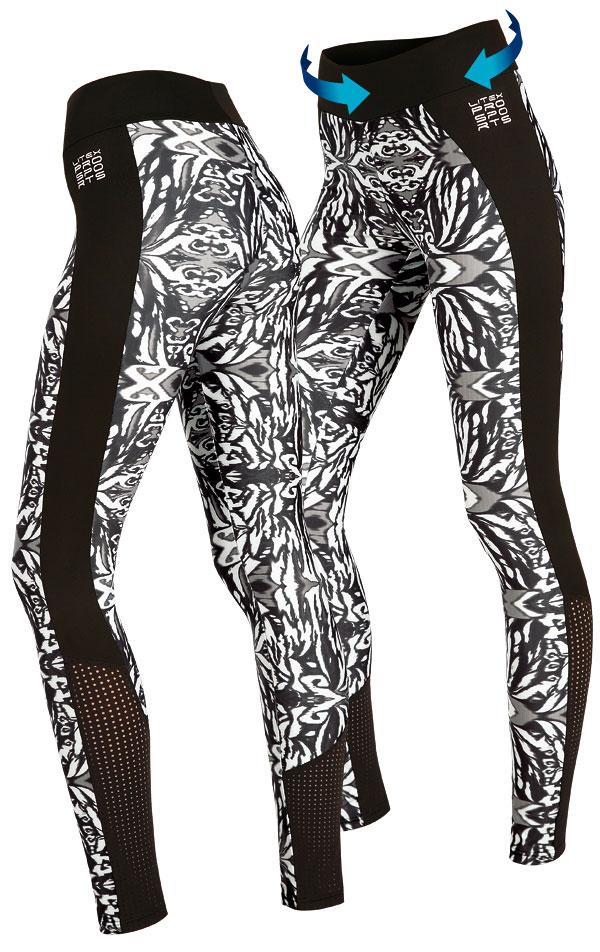 Legíny dámske dlhé. 51140 | Športové oblečenie -  zľava LITEX