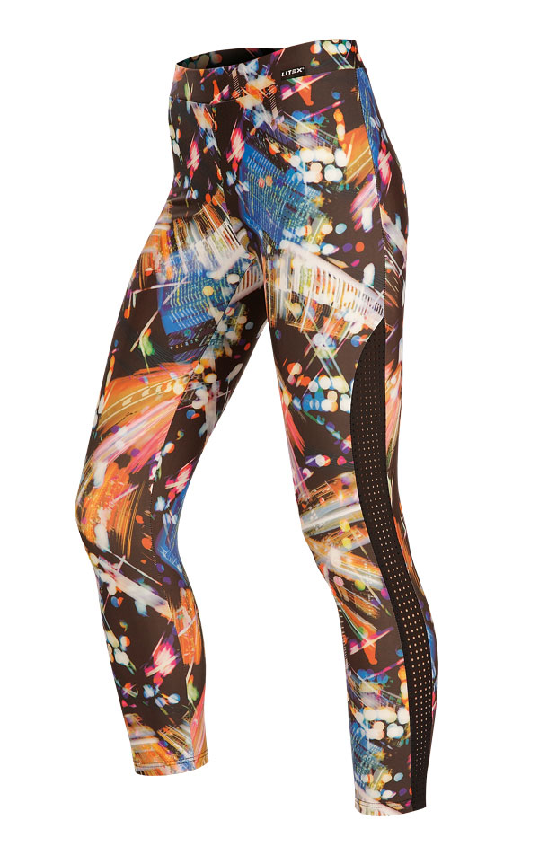 Legíny dámske v 7/8 dĺžke. 51149   Športové oblečenie -  zľava LITEX