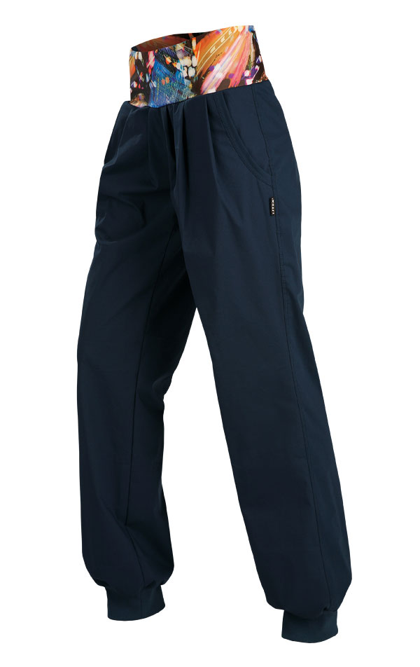 Nohavice dámske dlhé. 51154 | Športové oblečenie -  zľava LITEX