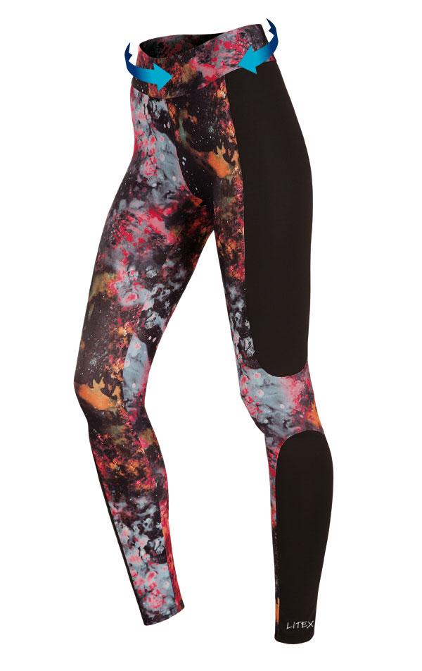 Legíny dámske dlhé. 51161 | Športové oblečenie -  zľava LITEX