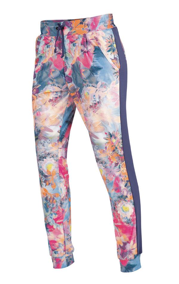 Nohavice dámske dlhé s nízkym sedom. 51176 | Športové oblečenie -  zľava LITEX