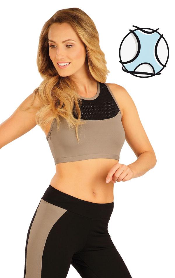 Top dámsky. 51179   Športové oblečenie -  zľava LITEX