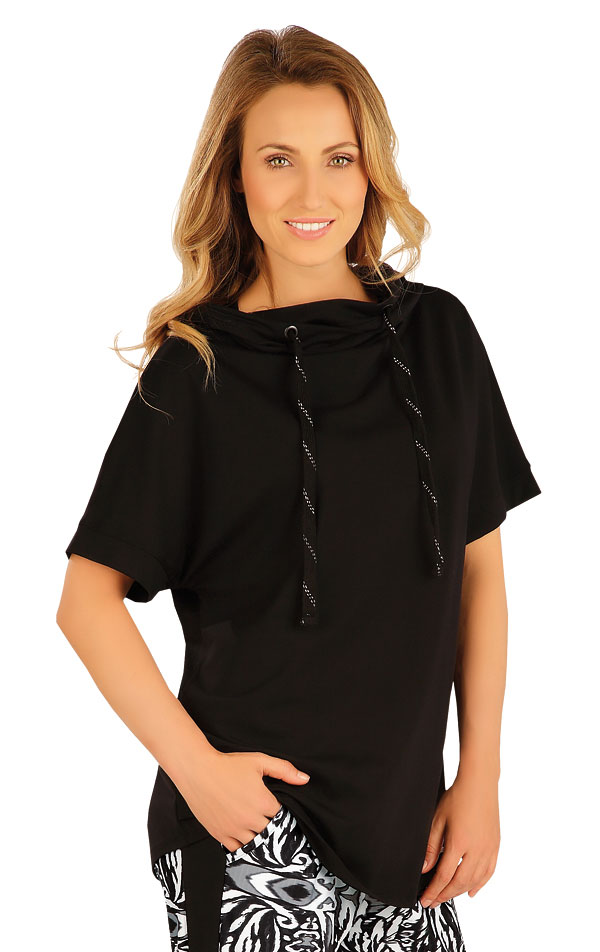Vesta dámska s kapucňou. 51197 | Športové oblečenie -  zľava LITEX