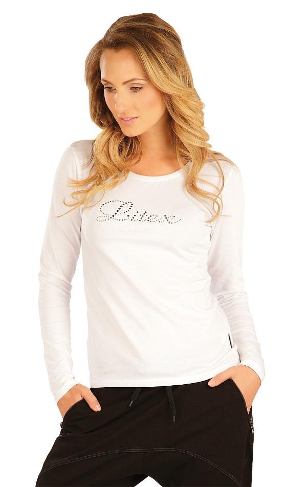 Tričko dámske s dlhým rukávom. 51218 | Športové oblečenie -  zľava LITEX