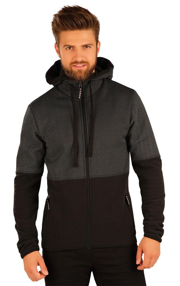 Bunda pánska s kapucňou. 51334 | Pánske oblečenie LITEX