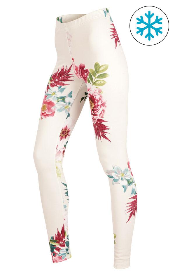 Legíny dámske dlhé. 51357 | Športové oblečenie -  zľava LITEX