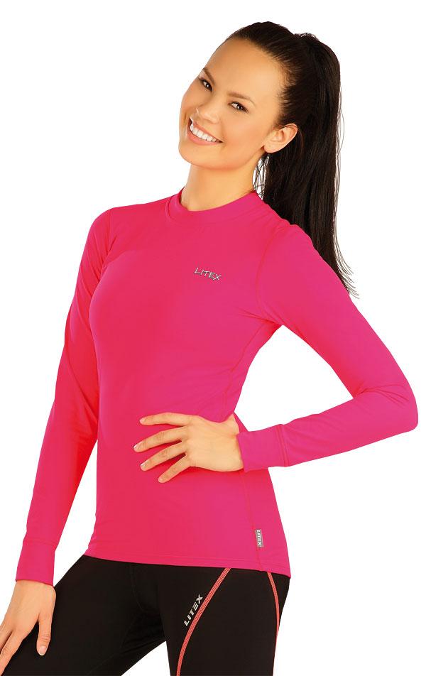 Termo tričko dámske s dlhým rukávom. 51369 | Športové oblečenie -  zľava LITEX