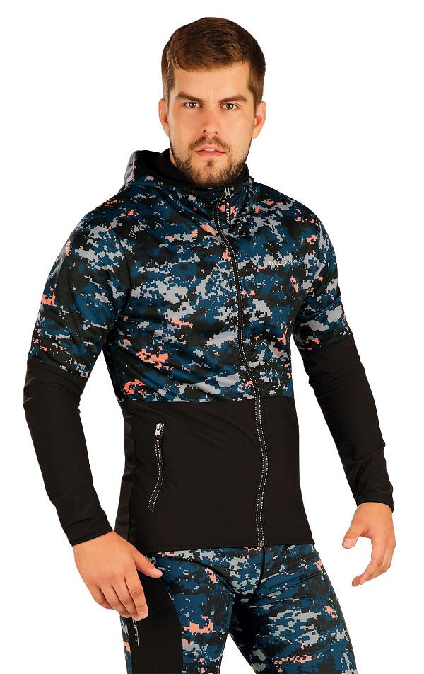 Bunda pánska s kapucňou. 51379 | Pánske oblečenie LITEX