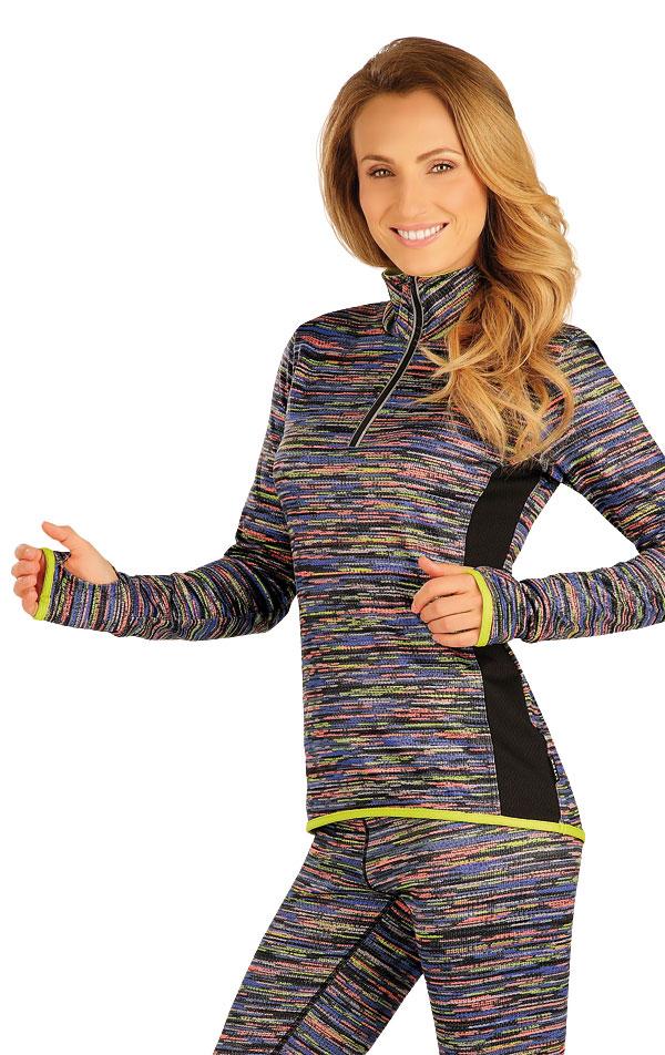 Termo tričko dámske s dlhým rukávom. 51389 | Termobielizeň LITEX