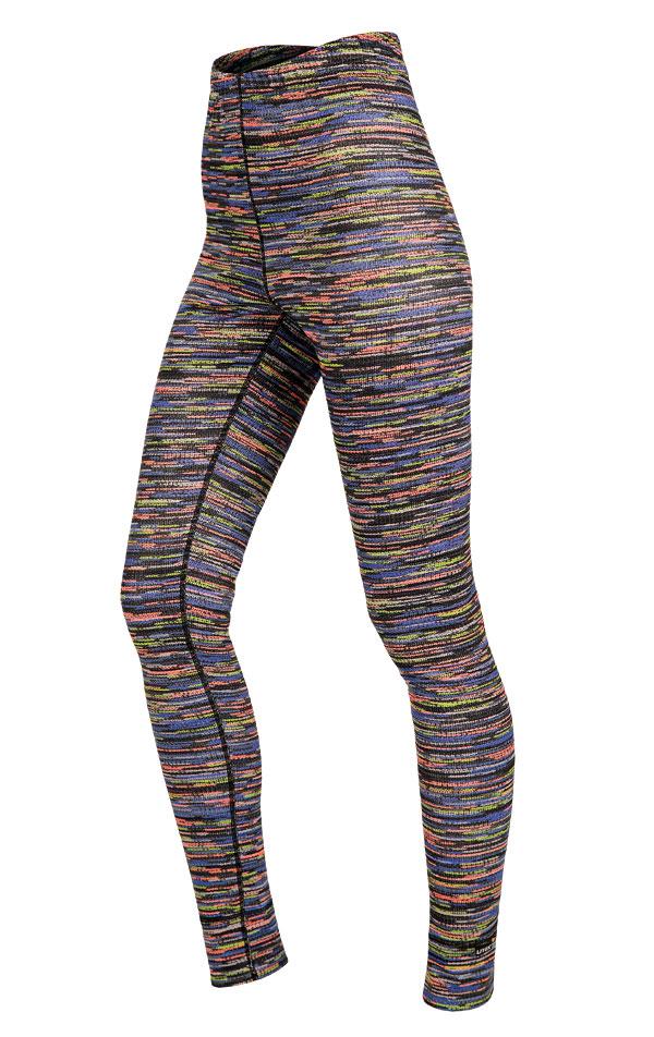 Termo legíny dámske dlhé. 51390   Športové oblečenie -  zľava LITEX