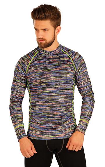Termo tričko pánske s dlhým rukávom.