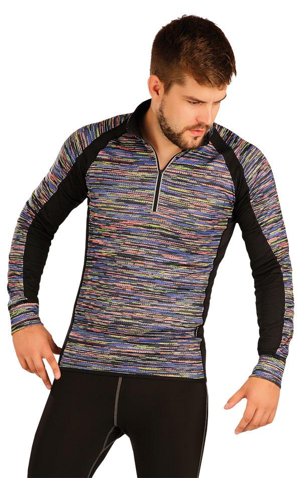 Termo tričko pánske s dlhým rukávom. 51392   Športové oblečenie -  zľava LITEX