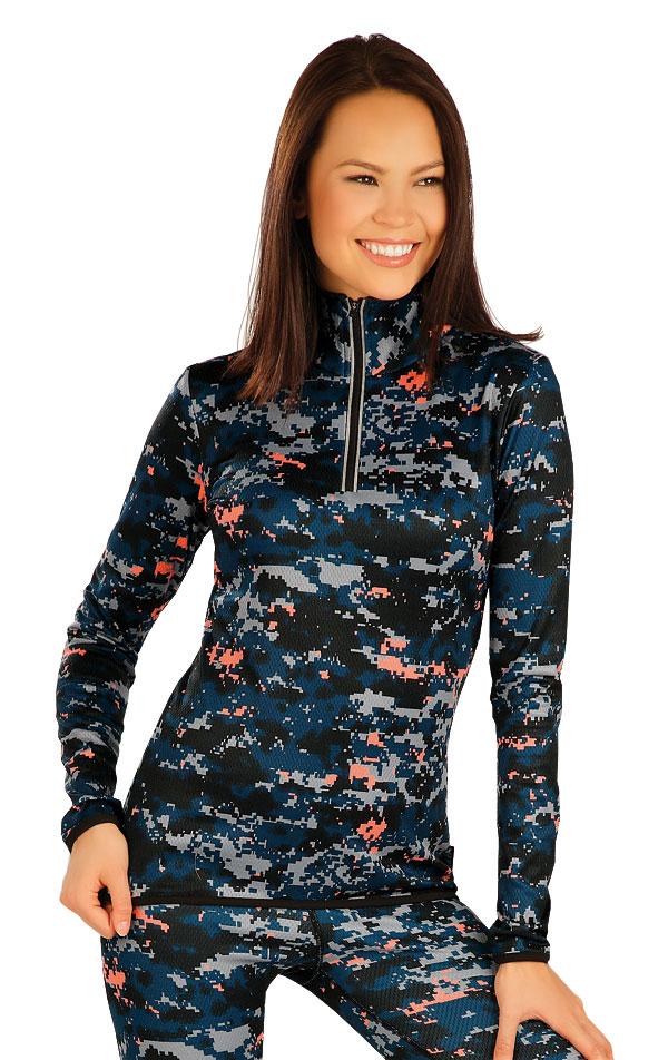 Termo tričko dámske s dlhým rukávom. 51397 | Športové oblečenie -  zľava LITEX