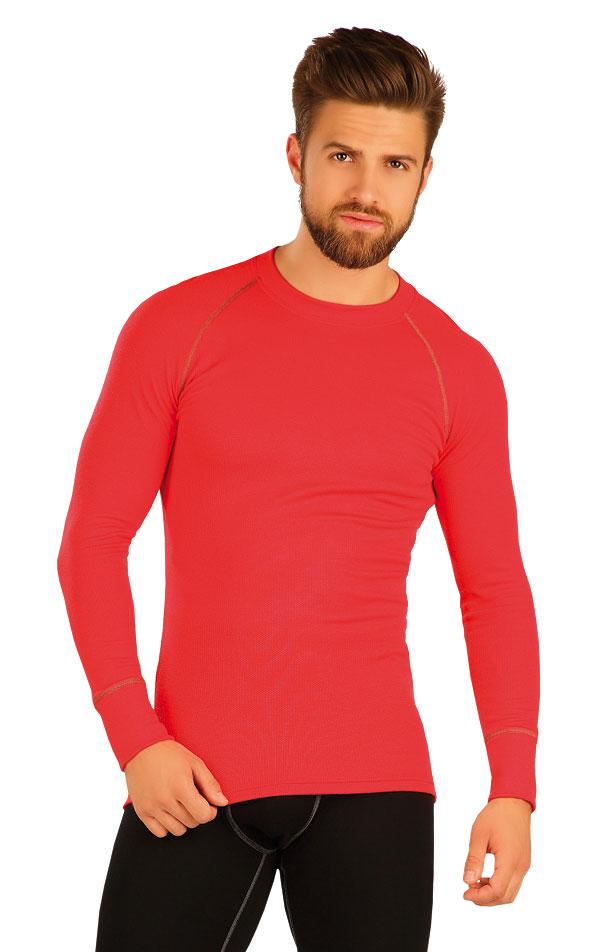 Termo tričko pánske s dlhým rukávom. 51424 | Termobielizeň LITEX