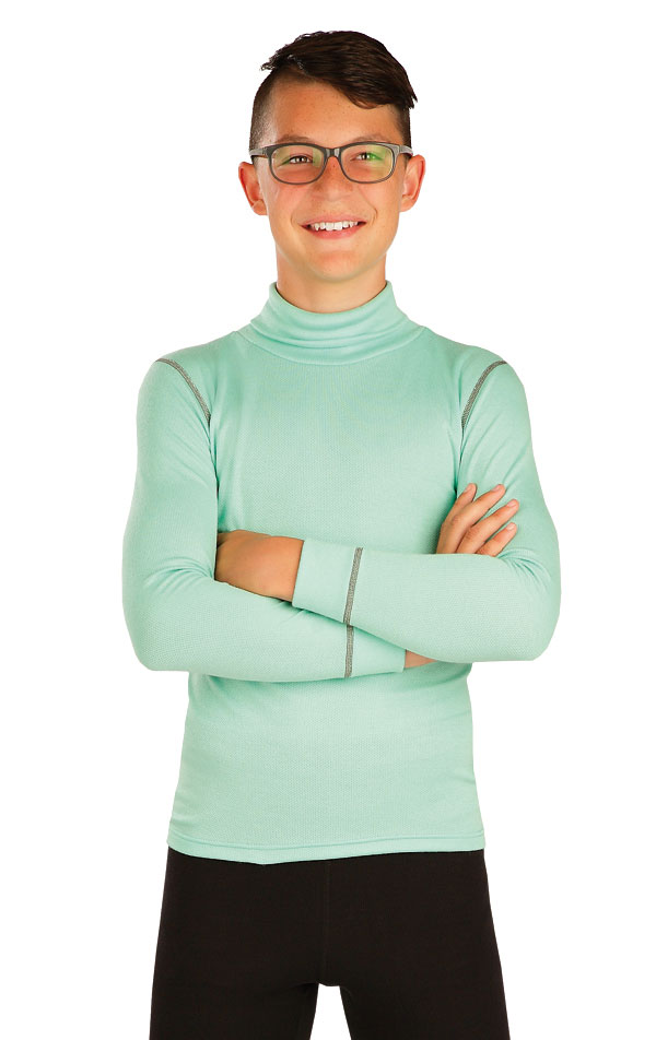 Termo rolák detský s dlhým rukávom. 51432 | Športové oblečenie -  zľava LITEX