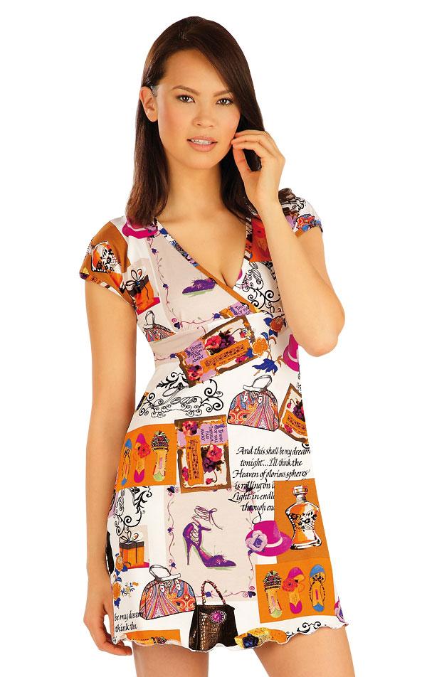 Nočná košeľa. 51445   Športové oblečenie -  zľava LITEX