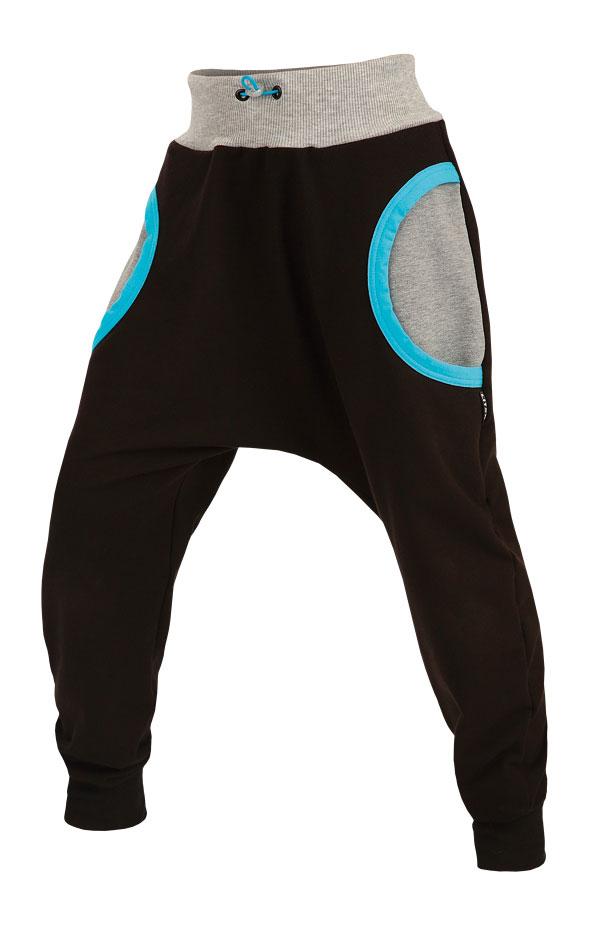 Tepláky dámske dlhé s nízkym sedom. 51463 | Športové oblečenie -  zľava LITEX
