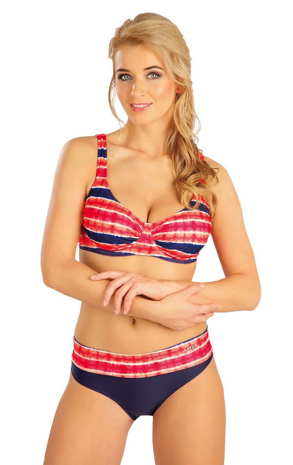 Plavková podprsenka s kosticami. 52093 | Dvojdielne plavky LITEX