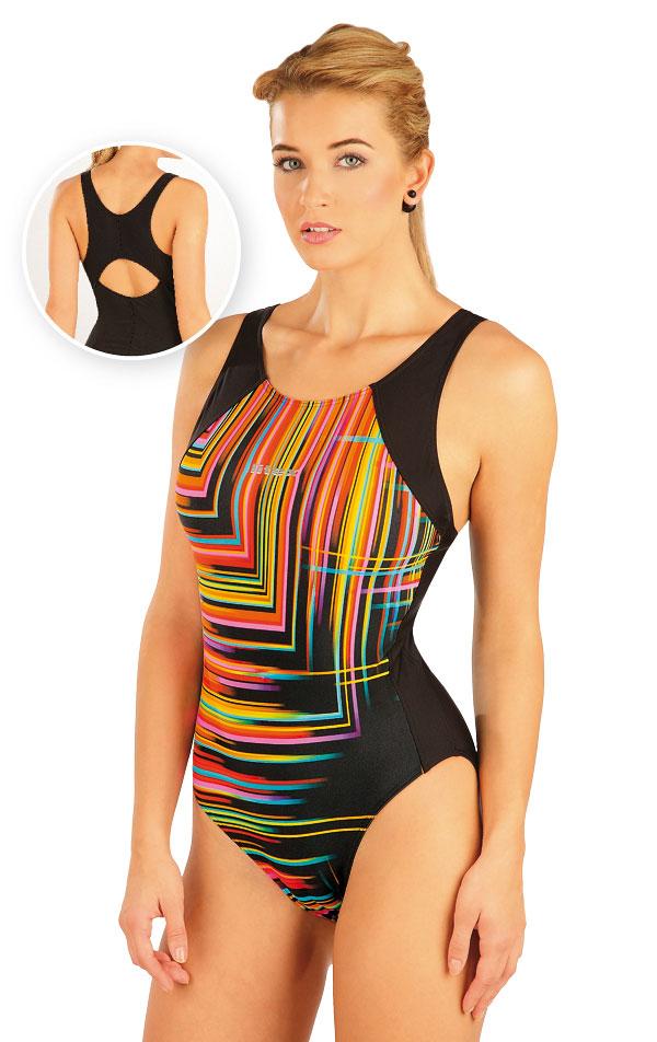 Jednodielne športové plavky. 52491 | Športové plavky LITEX