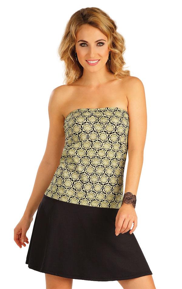 Šaty dámske bez ramienok. 52525 | Šaty a sukne LITEX