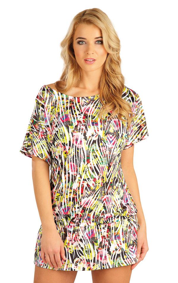 Tunika s krátkym rukávom. 52533 | Šaty a sukne LITEX