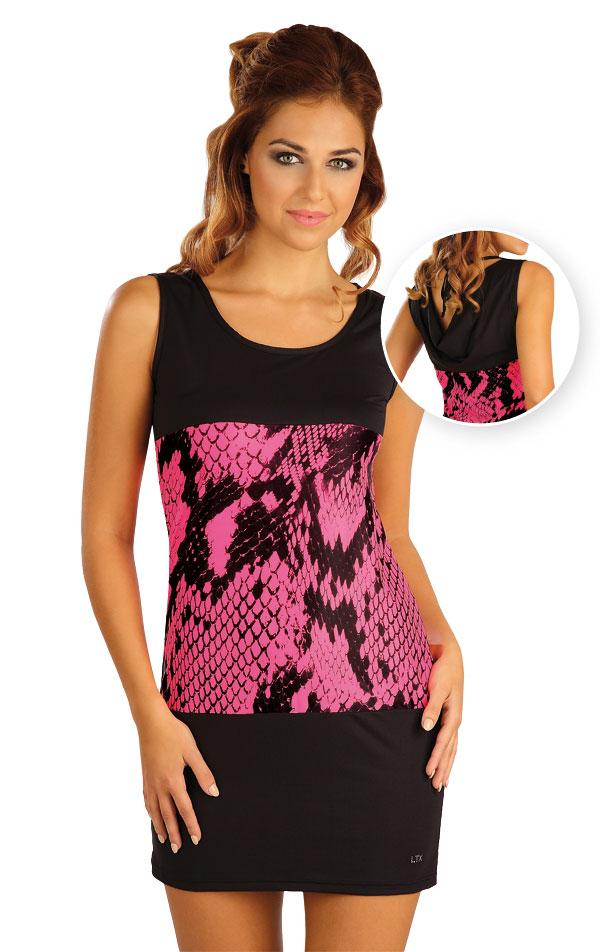 Šaty dámske bez rukávov. 52540 | Šaty a sukne LITEX