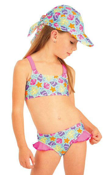 Dievčenské plavkové nohavičky.