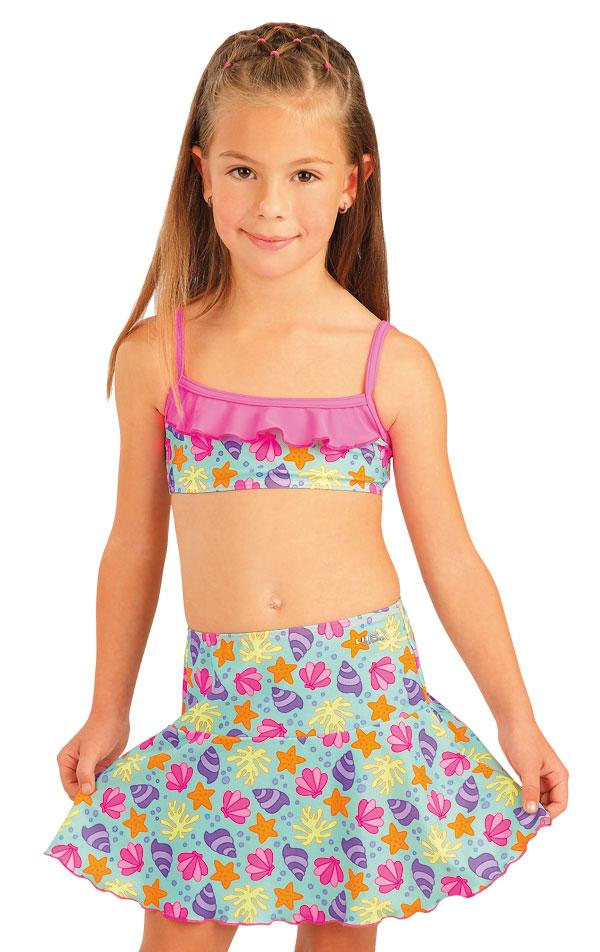 Dievčenská sukňa. 52569 | Detské plavky - zľava LITEX
