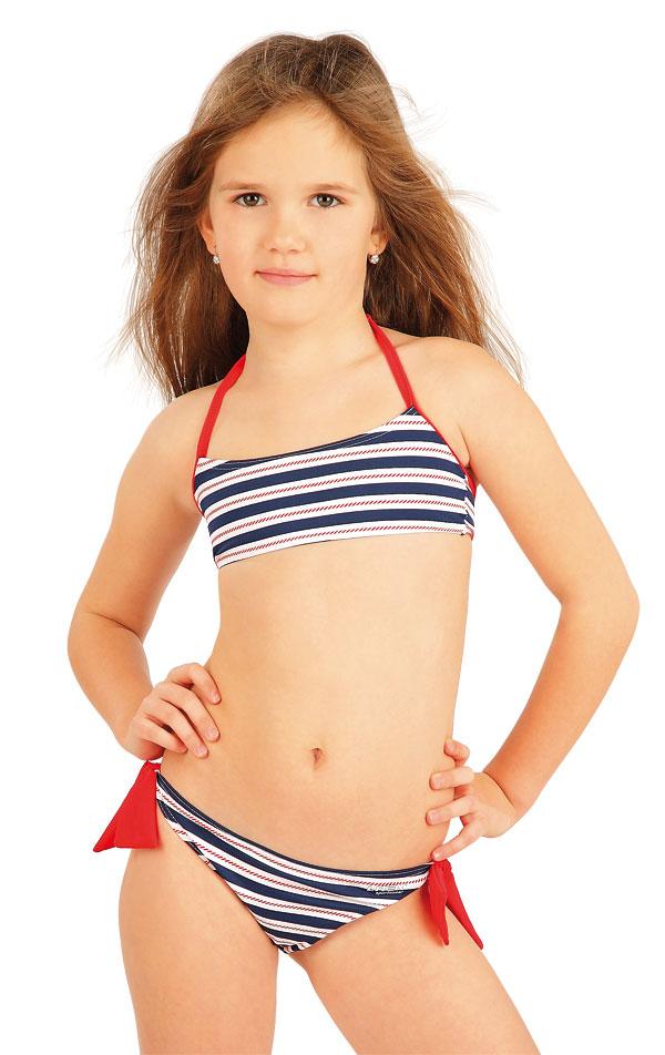 Plavkový top dievčenský. 52581 | Dievčenské plavky LITEX
