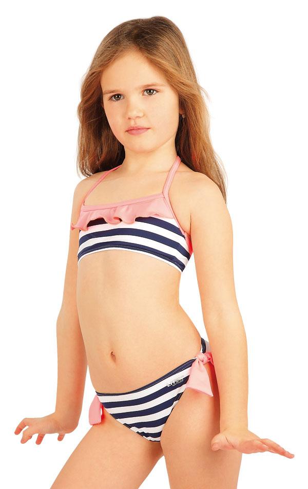 Plavkový top dievčenský. 52589 | Detské plavky - zľava LITEX