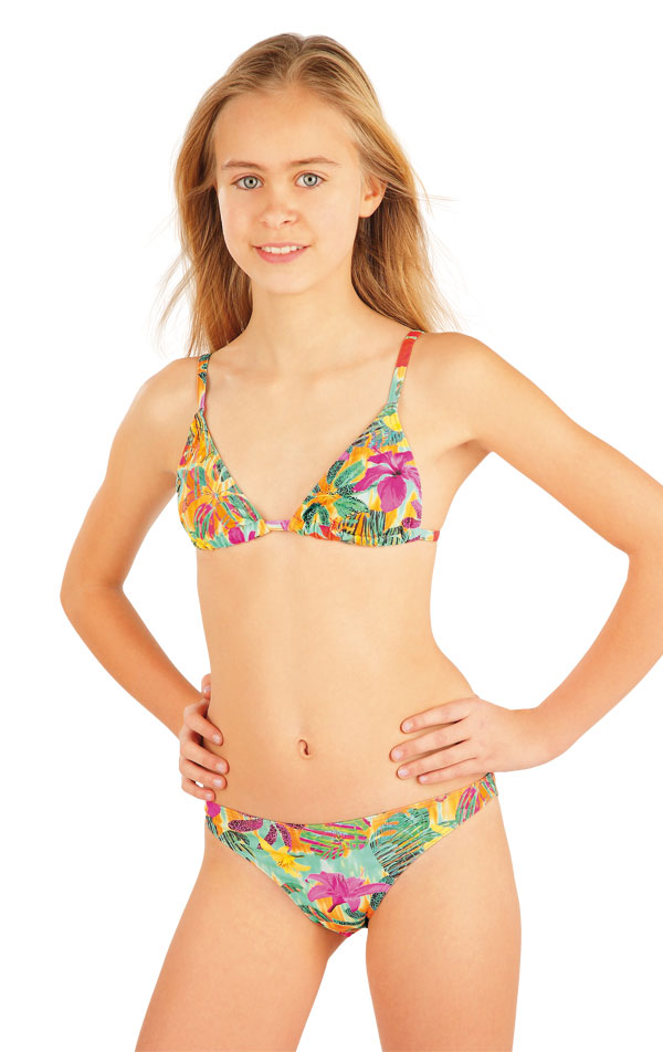 Dievčenské plavkové nohavičky. 52598 | Detské plavky - zľava LITEX