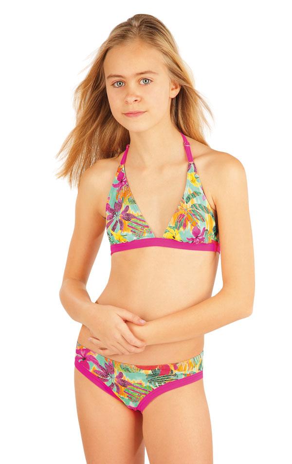 Dievčenské plavkové nohavičky. 52600   Detské plavky - zľava LITEX