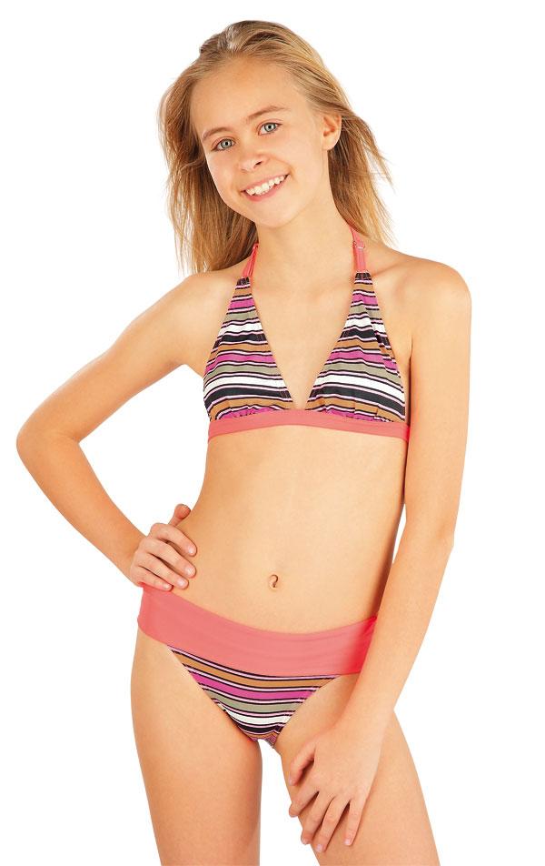 Dievčenská plavková podprsenka. 52607 | Dievčenské plavky LITEX
