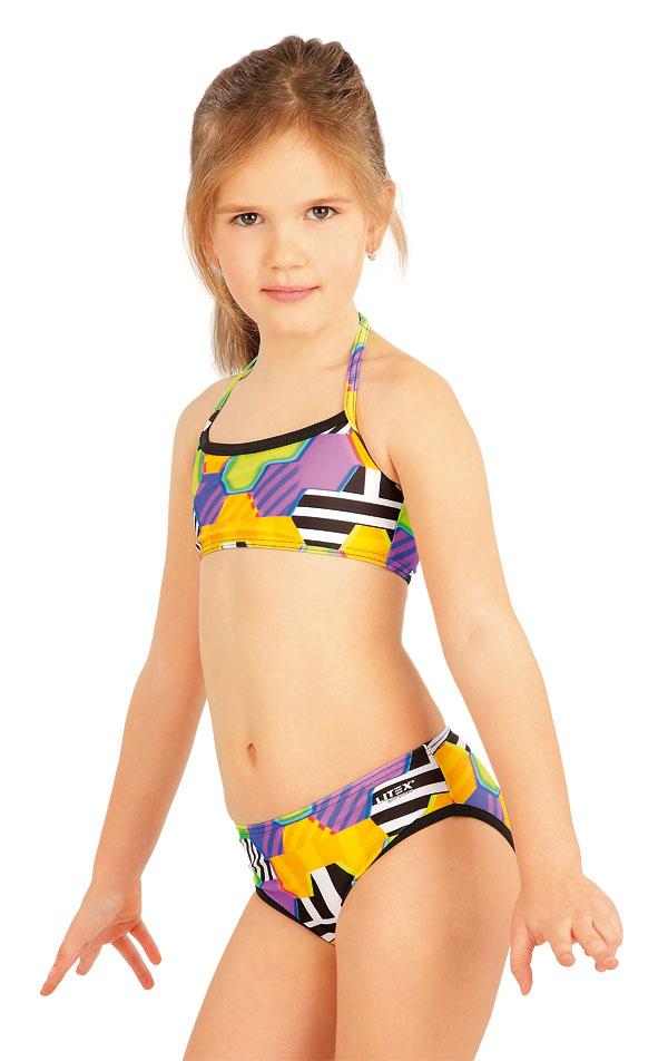 Dievčenské plavkové nohavičky. 52614 | Dievčenské plavky LITEX