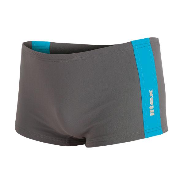 Chlapčenské plavky boxerky. 52634 | Pánske plavky - zľava LITEX