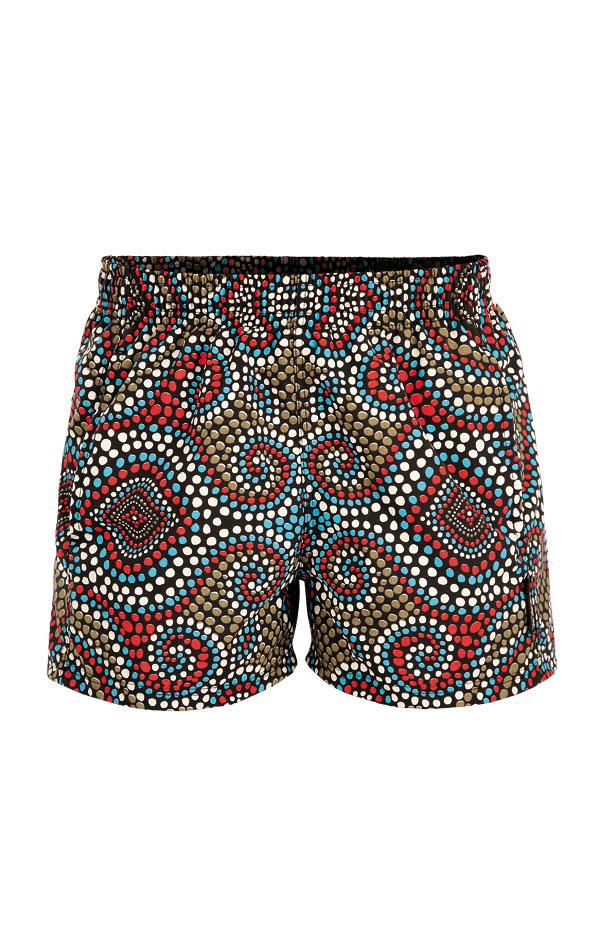 Chlapčenské kúpacie šortky. 52643 | Pánske plavky - zľava LITEX