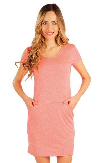 Športové oblečenie -  zľava > Šaty dámske s krátkym rukávom. 54024